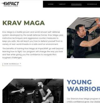Impact KMF | Freshworks Web Design